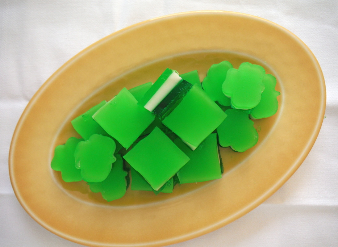 St. Paddy's Day Jello