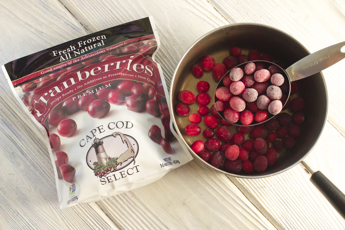 Cape Cod Select Frozen Cranberries #capecodselect #frozencranberries #cranberriesforallseasons