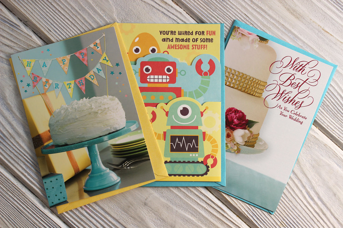 Hallmark Expressions Cards are now available at Dollar Tree!