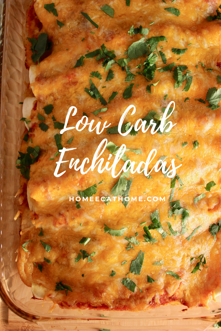 Low Carb Enchiladas
